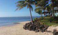 Savai'i lagoon Samoa