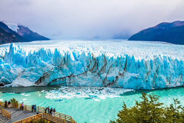 Wendy Wu Perito Moreno Glacier