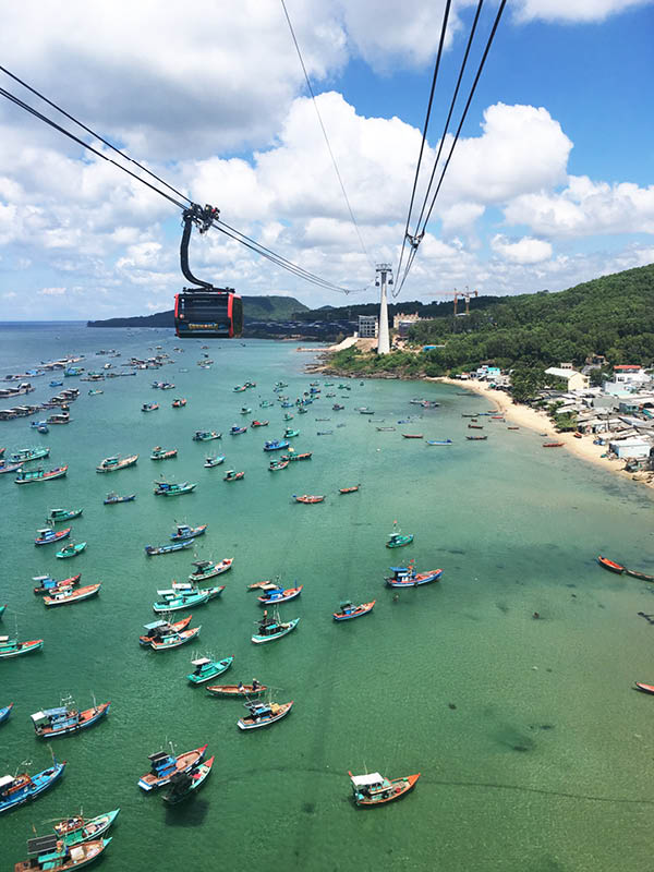 Sun World Cable Car Phu Quoc