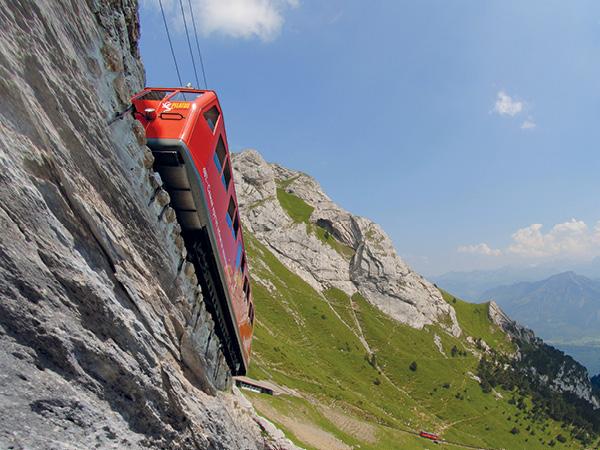 Lake Lucerne Cogwheel Railway