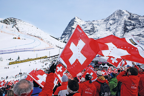 Lauberhorn-Wengen FIS Alpine Ski World Cup
