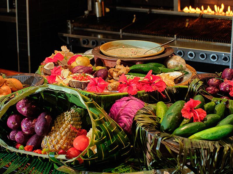 Fiji Dishes