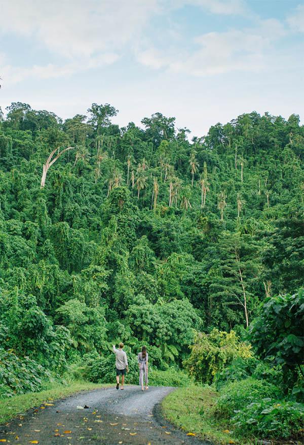 Samoa Eco Trekking