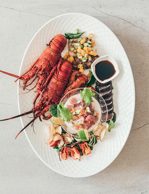 Samoa Seafood
