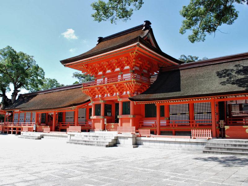 Jingu Shrine, Japan