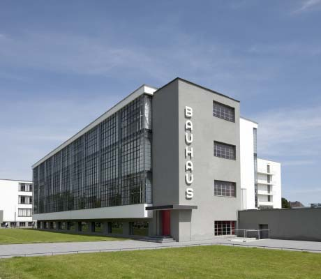 Dessau Bauhaus movement