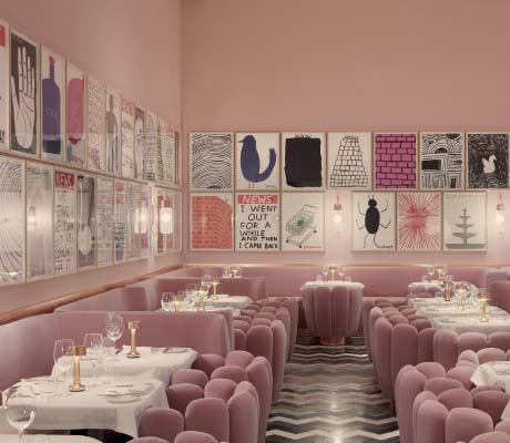 Think PINK at Sketch London