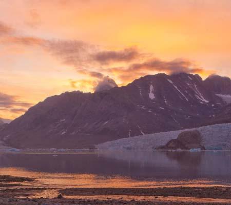 Greenland beauty