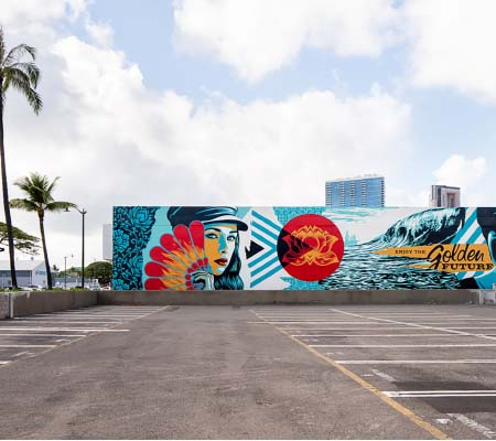 Hawai'i has a new wave of street art