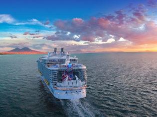 Royal Caribbean Allure of the Seas ship