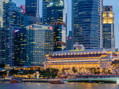Preferred hotels singapore deal