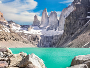 Torres Del Paine national parkhero