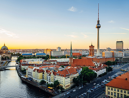 Berlin, Most Incredible Cities