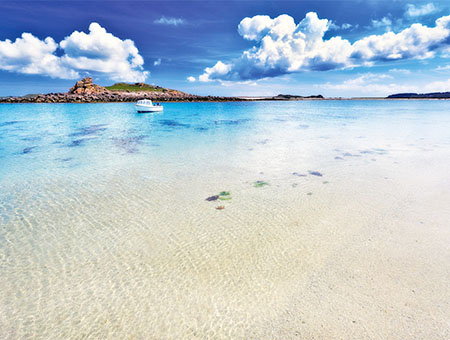 Isle of Scilly England