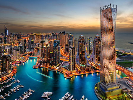 Dubai, Most Incredible Cities