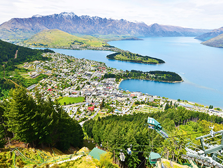 Queenstown, Most Incredible Cities