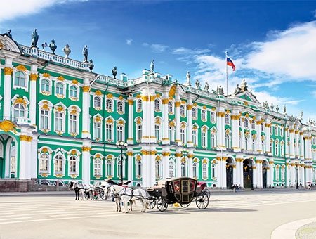 Hermitage Museum, Russia