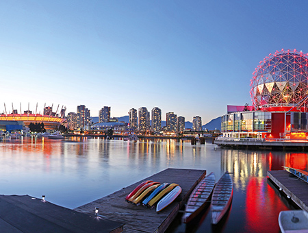 Vancouver, Most Incredible Cities