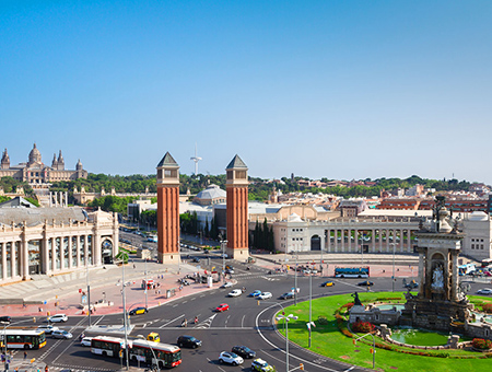 Barcelona, Most Incredible Cities