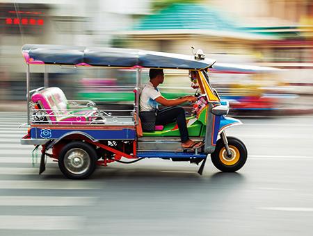 Bangkok, Most Incredible Cities