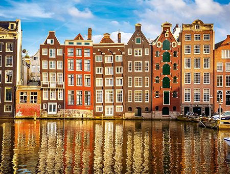 Amsterdam, Most Incredible Cities