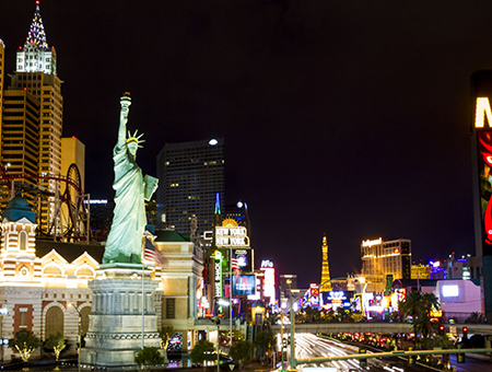 Las Vegas, Most Incredible Cities
