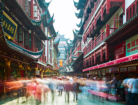 Shanghai, Most Incredible Cities
