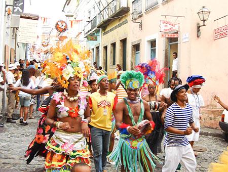 Carnival, Rio de Janiero, Brazil