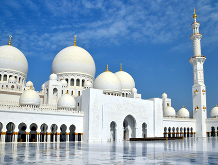 Abu Dhabi, Most Incredible Cities