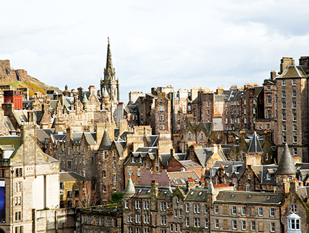 Edinburgh, Most Incredible Cities