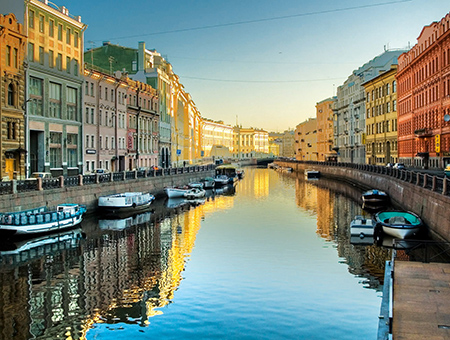 St Petersburg, Most Incredible Cities