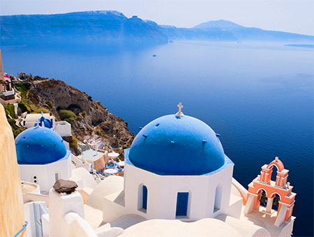 Greece Island Hop