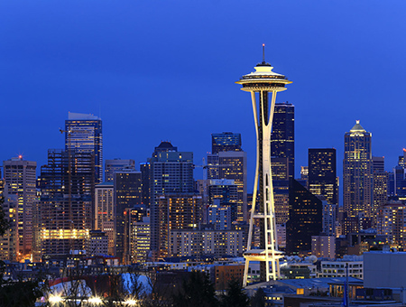 Seattle, Most Incredible Cities