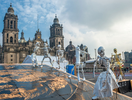 Mexico City, Most Incredible Cities