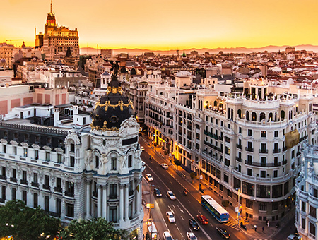Madrid, Most Incredible Cities