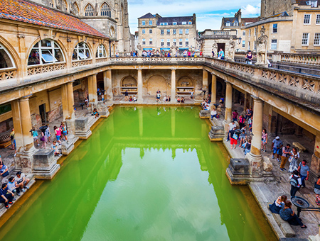 Bath, Most Incredible Cities