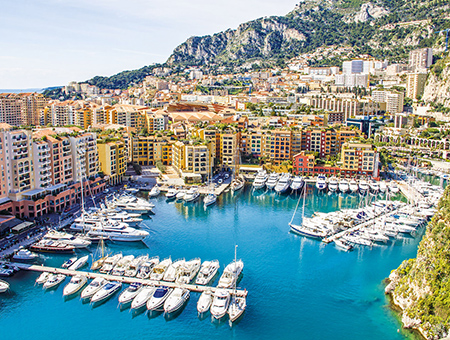 Monaco, Most Incredible Cities