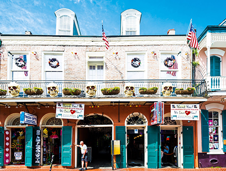 New Orleans, Most Incredible Cities