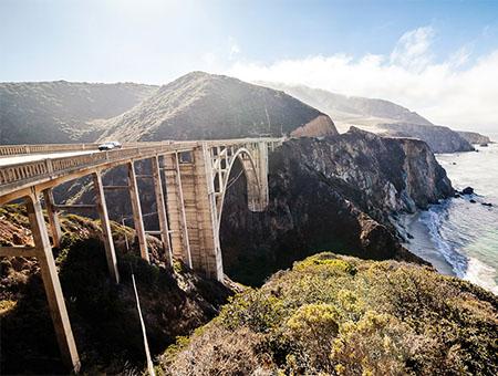 Pacific Coast Highway, California, USA