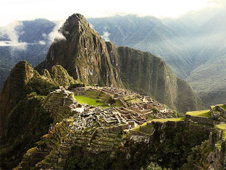 Inca Trail Machu Picchu, Peru