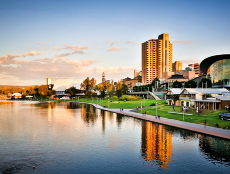 Adelaide, Most Incredible Cities