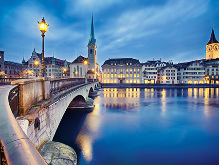Zurich, Most Incredible Cities