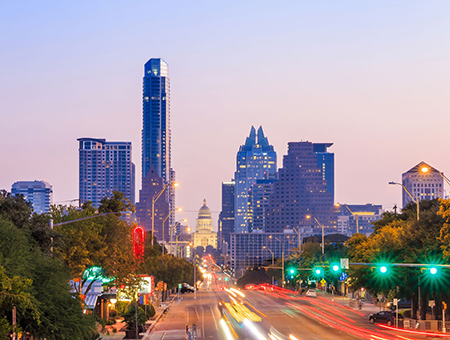 Austin, Most Incredible Cities