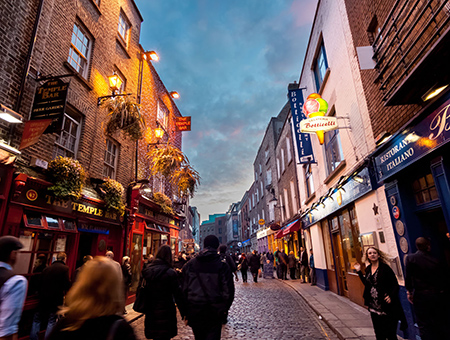 Dublin, Most Incredible Cities