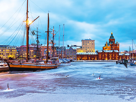 Helsinki, Most Incredible Cities