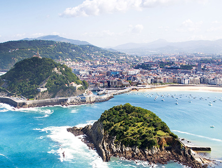 San Sebastian, Most Incredible Cities