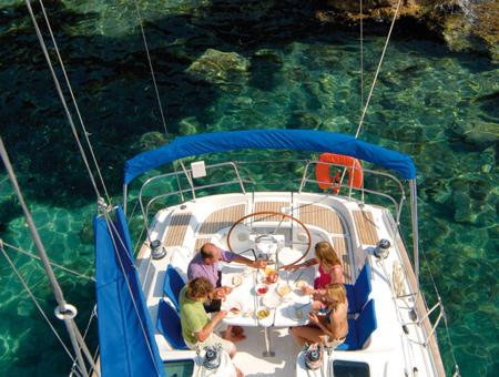 Bareboating Croatia