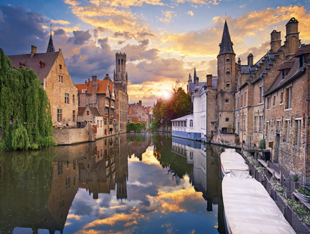 Bruges, Most Incredible Cities