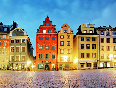 Stockholm, Most Incredible Cities