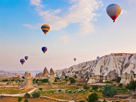 Cappadocia, Anatolia